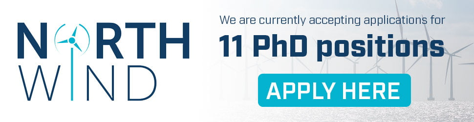 We are currently accepting applications for 11 PhD positions. Apply now!